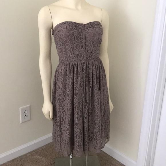 9887f968d1 Gray Eva Mendes dress